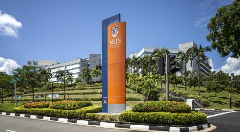 Đại học Quốc gia Singapore (NUS)- du học singapore