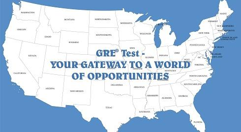 The List Of US Universities Which Accept GRE Score - Map of us universities