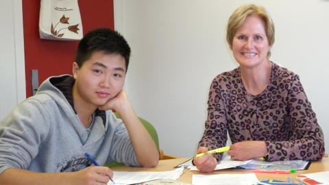 Onslow College International Students