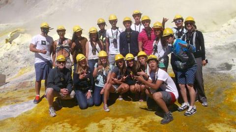 Mount Maunganui College White Island