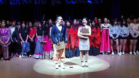 Hillcrest High School, Final Performing Arts