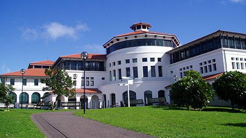 University Of Auckland Humanities Building