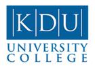 UOW Malaysia KDU Penang University College