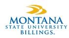 Montana State University, Billings